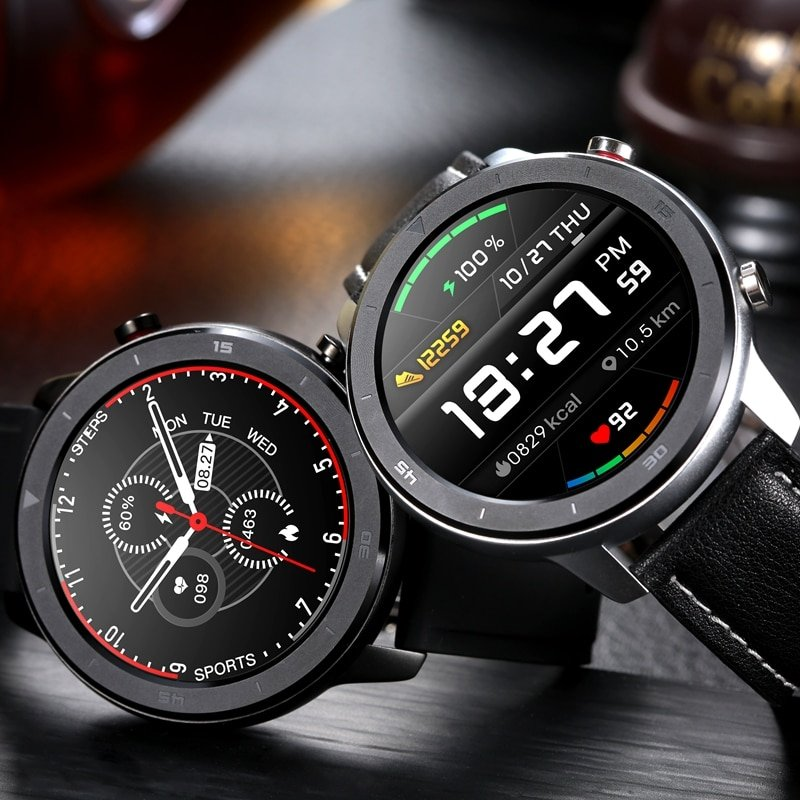 No.1 DT78 Smartwatch Waterproof with Full Touch 2