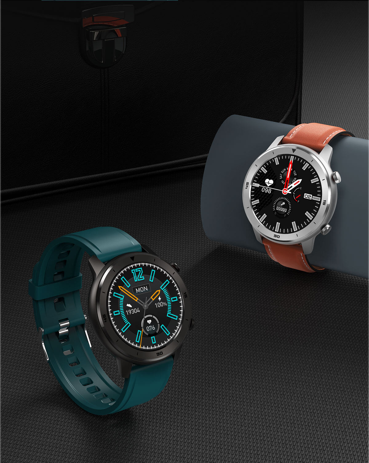 No.1 DT78 Smartwatch Waterproof with Full Touch 3
