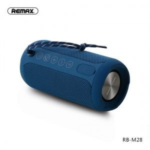 Remax RB M28 Portable Waterproof IP X6 V4.2 Wireless HD Transmission Speaker Micro SD