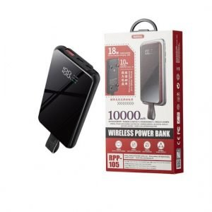 Remax RPP 105 Tangee Series Wireless Power Bank 10000mAh