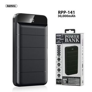 Remax RPP 141 Leader Series Power Bank 30000mAh