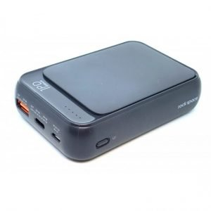 Rock Space P65 10000mAh Mini PD QC Power Bank with Digital Display