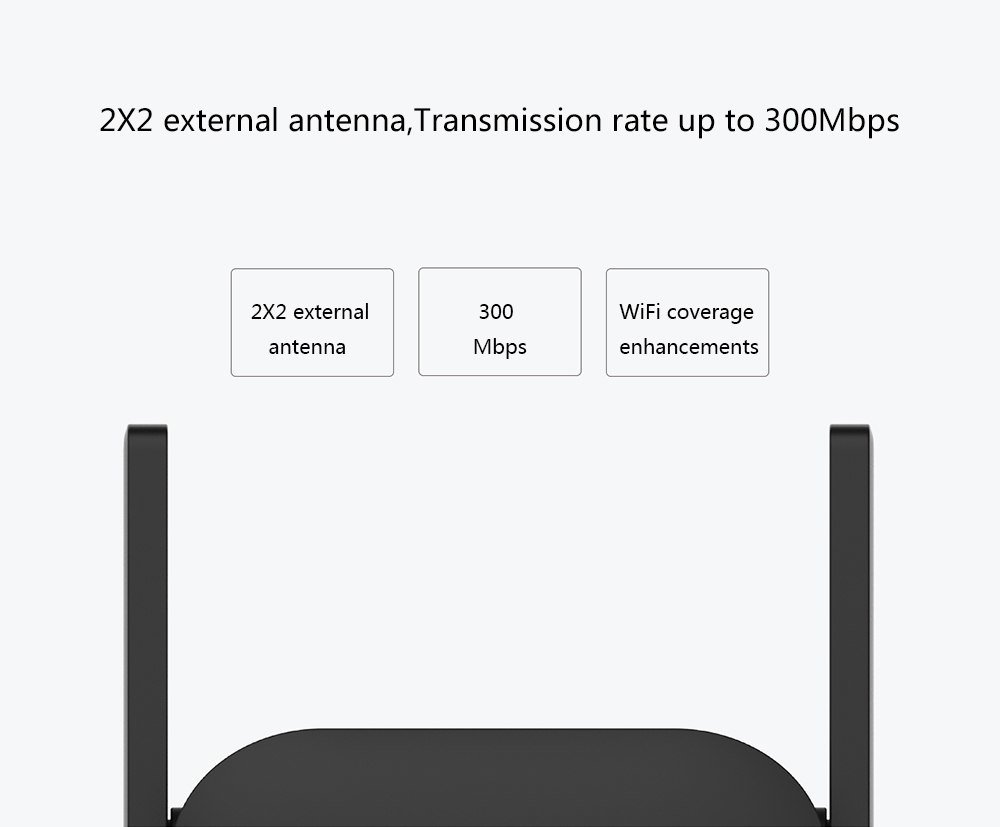 Xiaomi Mi WiFi Range Extender Pro Wireless Router 5
