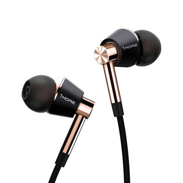 1MORE E1001 Triple Driver In Ear Headphones