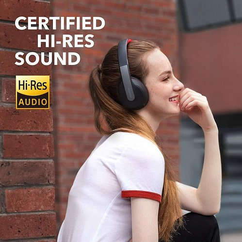 Anker Soundcore Life Q10 Over Ear Wireless Bluetooth Headphones 6