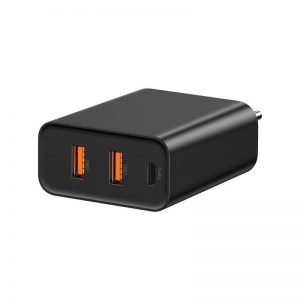 BASEUS 60W PPS Three port Quick Charge 4.0 3.0 PD 3.0 Fast Charger 1