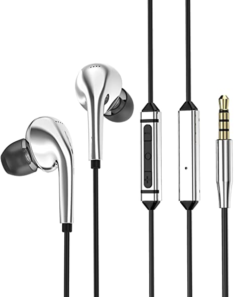 BLON T3 11mm Driver Earphones with Mic