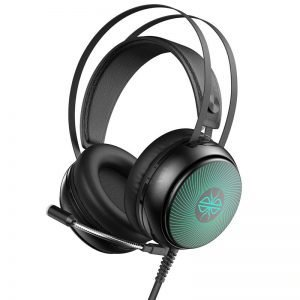 DACOM GH08 Gaming Headset with LED Light HD Mic