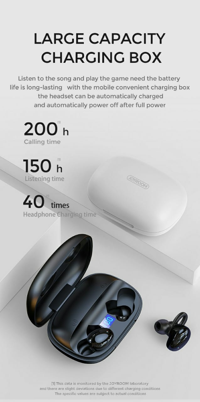 JORYOOM JR TL2 TWS Wireless Earphones 3