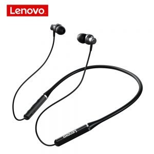 Lenovo QE03 Wireless Neckband Bluetooth Earphones 1