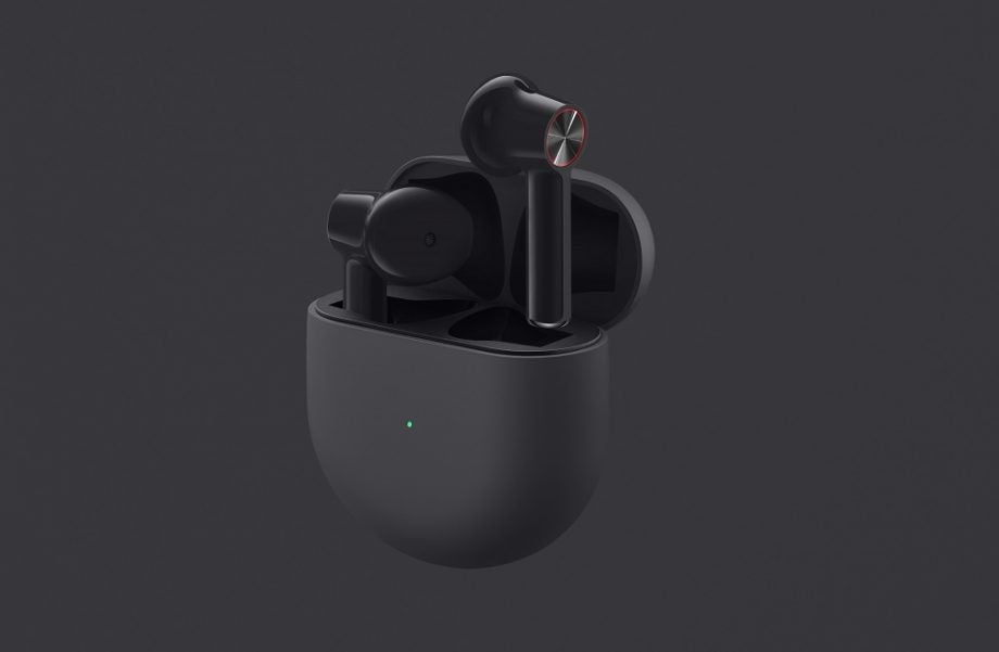 OnePlus Buds True Wireless Earbuds – Grey