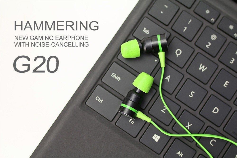 PLEXTONE G20 Type C Gaming Earphones 1