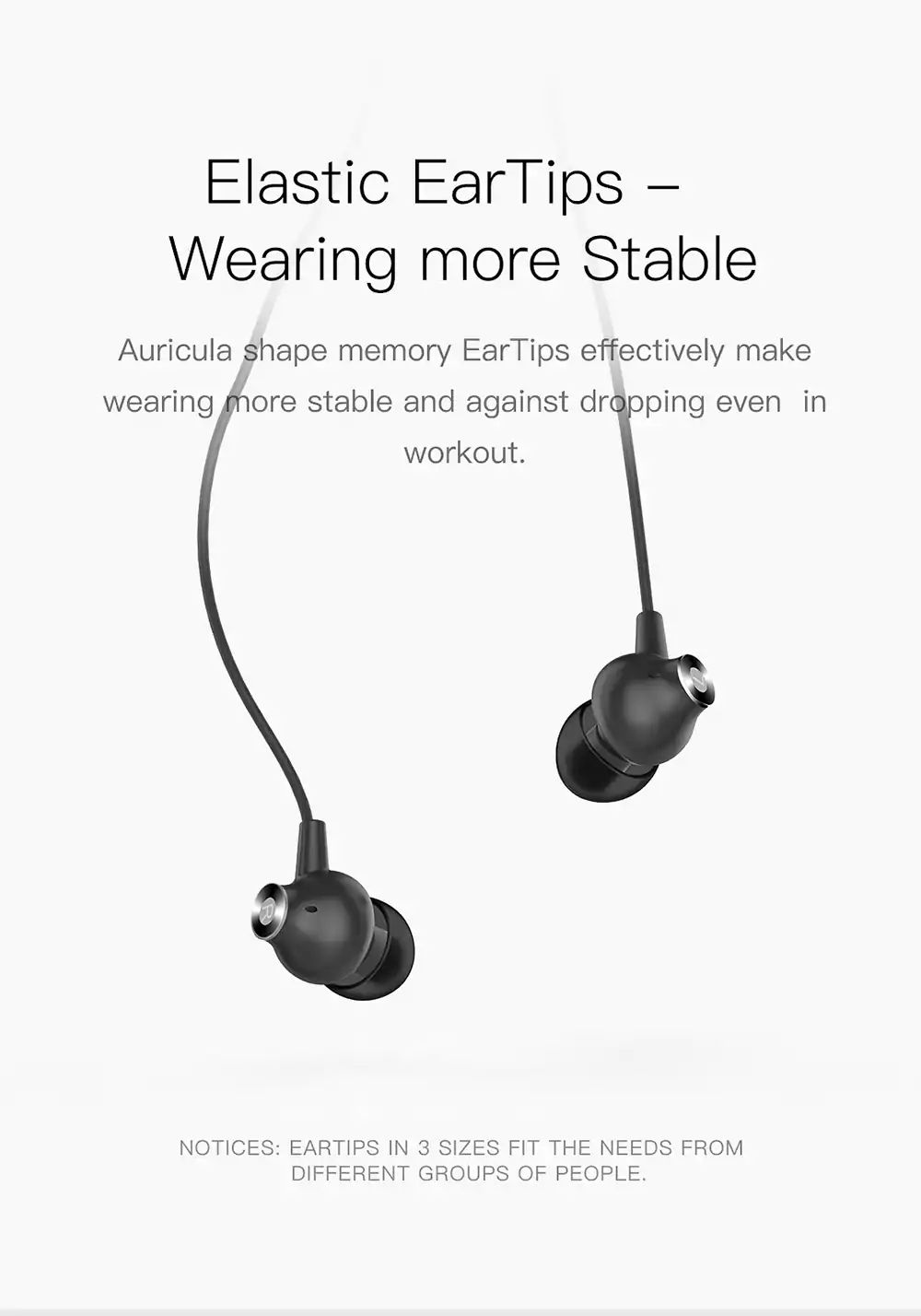 QCY QY25 Plus Magnetic Bluetooth Headphone 8