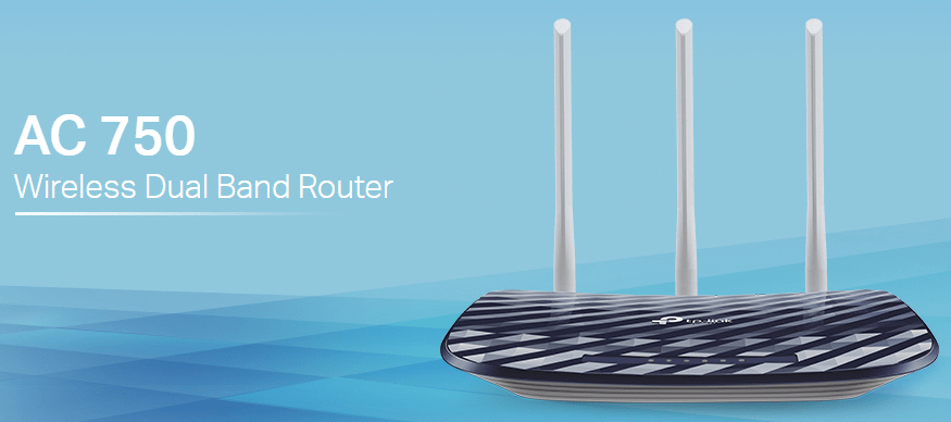 TP LINK Archer C20 Wireless Dual Band Router 5