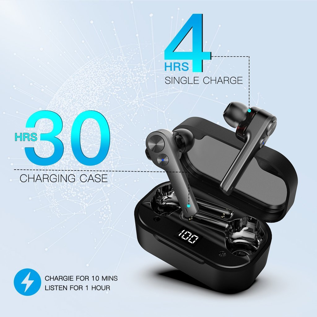 UiiSii TWS808 Airpods Wireless Earbuds 2