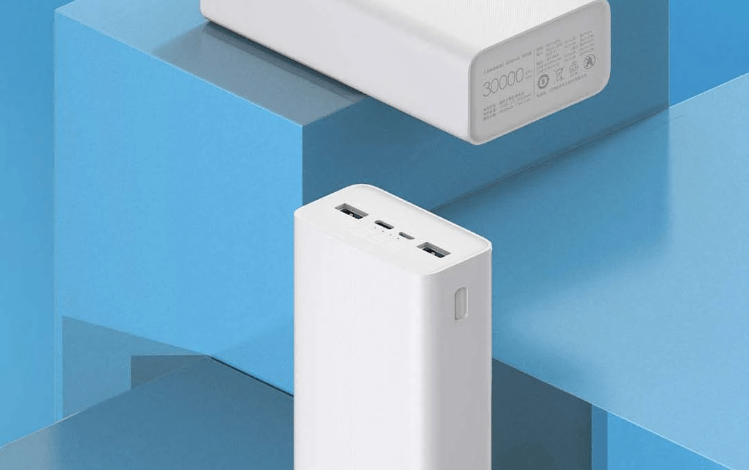 Xiaomi Power Bank 3 30000mAh Type C 3